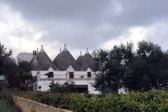 Trullii Houses