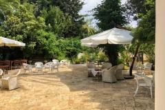 Courtyard Masseria Il Fratoio