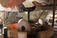 Ancient olive oil mill Puglia