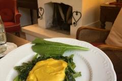 Delicious dishes in Puglia