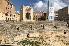 Cool amphitheaters in Puglia