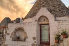 Trullo Houses in Puglia