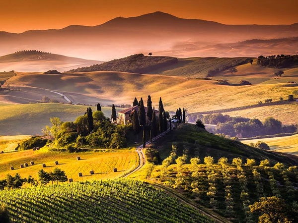 Small Group Tours Tuscany Italy