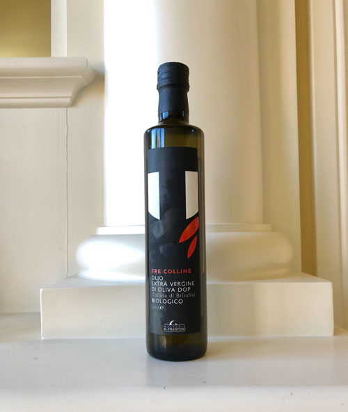 Tre Colline Extra Virgin Olive Oil - 500ml